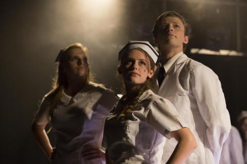Parkview High School production of Catch Me if You Can on April 10, 2016.